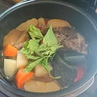 蔬果清燉牛肉湯