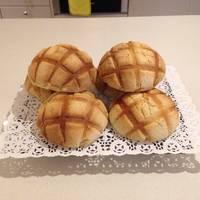 日式糖菠蘿麵包
