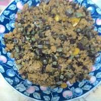 【超下飯】長豆炒肉碎