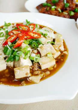 普力活家常麻婆豆腐(台中分公司 提供)