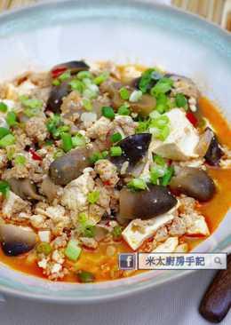 《麻婆豆腐》
