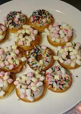 華麗甜甜圈