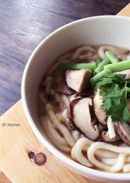 3F Kitchen - 芋頭香菇米苔目 / 全素