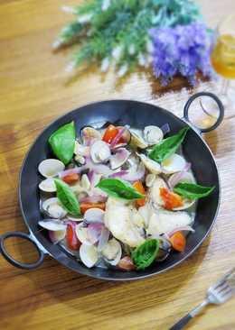 《影音食譜》~義式風味水煮魚