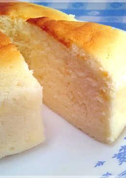 無油無乳酪~偽。輕乳酪蛋糕