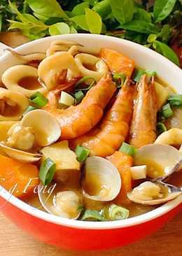 海鮮馬鈴薯咖哩