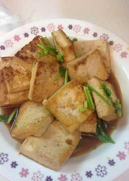 紹興燒豆腐