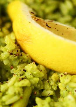 [yummy] 酪梨檸檬拌飯。