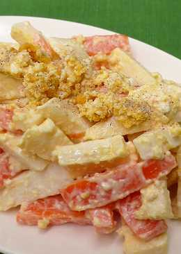 鹹蛋沙拉筍 ★竹筍7