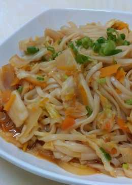 【源釀醬油】日式炒麵