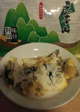 【元本山幸福廚房】海苔菜圃蛋