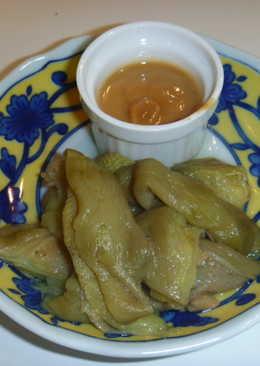 清蒸茄子 日式味噌醬