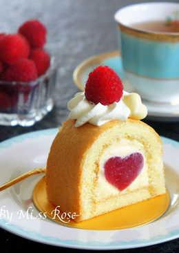 【情人節】覆盆子白巧克力慕斯蛋糕