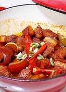 腐乳紅燒肉