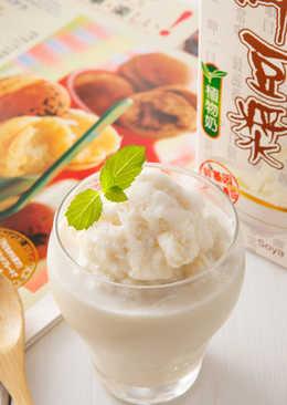 【家樂福食譜】豆漿冰沙