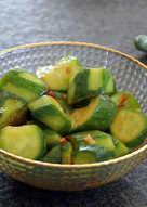 辣味涼拌小黃瓜