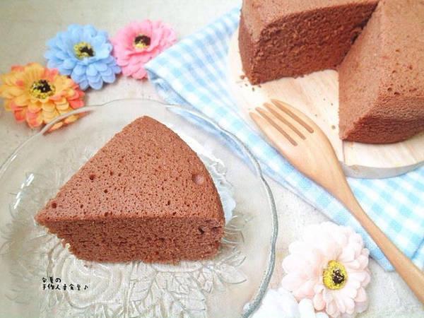 電子鍋零失敗♡巧克力蛋糕
