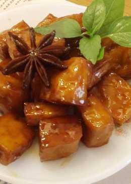 紹興肉桂滷豆干