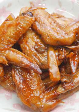 梅林燒雞翅