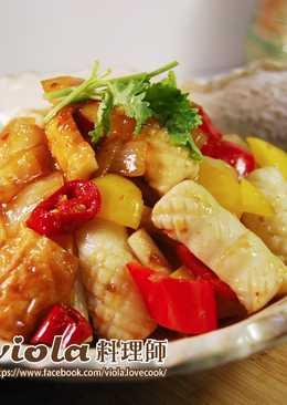 泰式海鮮蛋豆腐