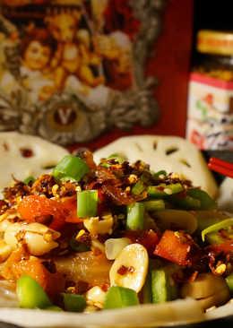 零廚藝! 脆藕粒粒香