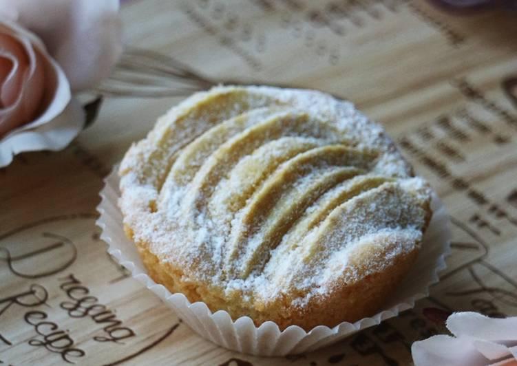 一人獨享的《蘋果小蛋糕》