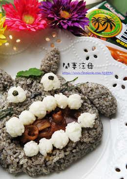 【好侍咖哩】龍貓愛吃咖哩