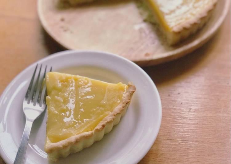 (較低卡) 0失敗檸檬餡餅