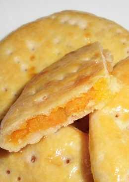 檸檬果香月光餅