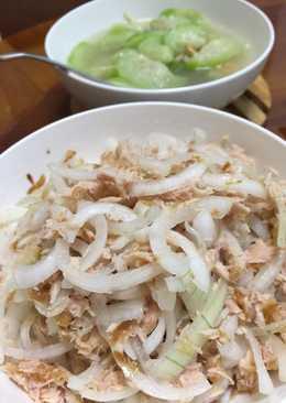 鮪魚洋蔥沙拉