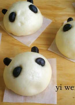 熊貓紅豆包