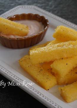 義式玉米糕(Polenta)