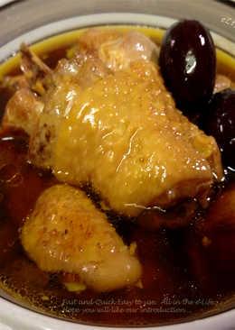 【養生】頂級黑寶石『黑蒜頭雞湯』