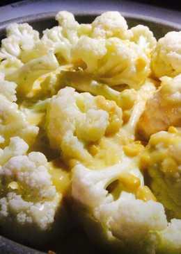 白醬馬鈴薯花椰菜