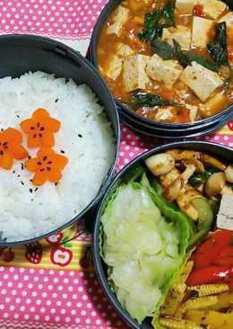 〘素食便當〙麻婆豆腐