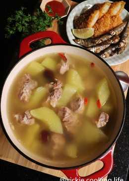 《燉一鍋好湯》青木瓜排骨湯
