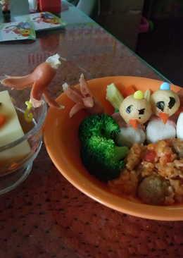 桂冠歡樂親子料理**小雞花園**