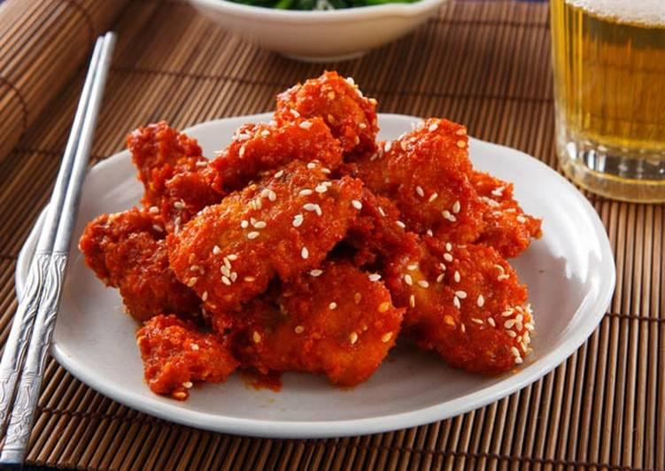 【家樂福廚房】韓式炸雞啤酒