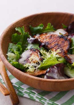 【家樂福廚房】反浪費料理》烤肉片蔬菜沙拉