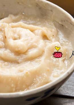 人妻的廚房-台灣古早美食-炒麵茶