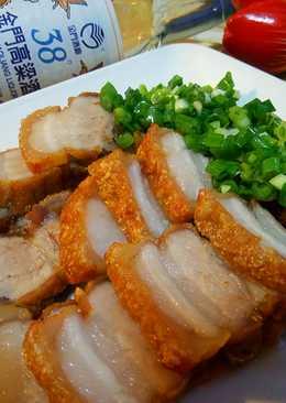 金典高粱脆皮燒肉