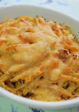 焗烤馬鈴薯咖哩