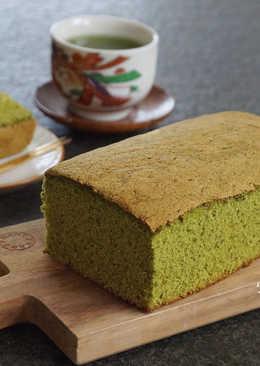 抹茶蜂蜜蛋糕