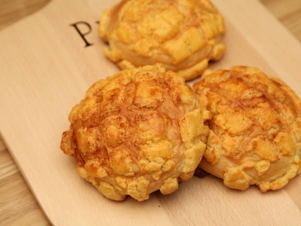 脆皮菠蘿麵包