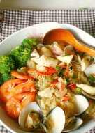 海味咖哩米粉湯
