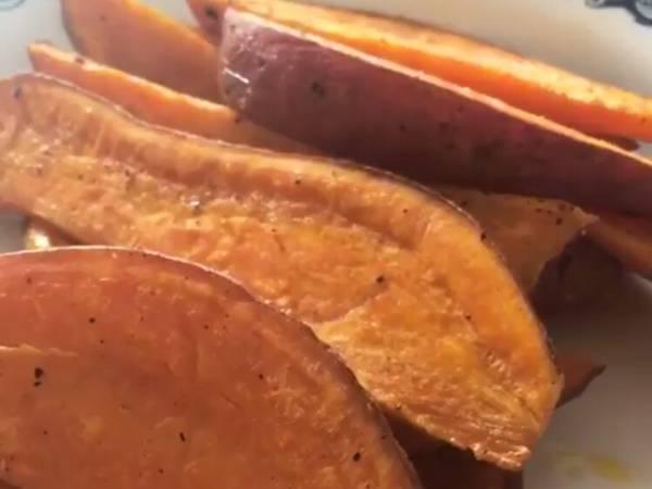 香烤番薯角
