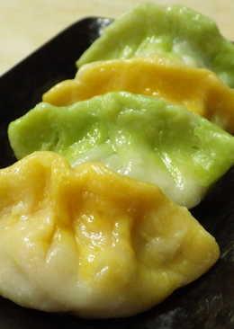 金針菇水餃