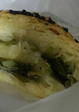月餅烤饅頭