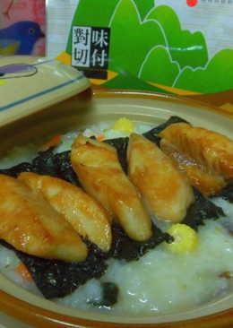 【元本山幸福廚房】海苔魚片粥