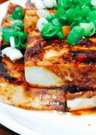 【家常菜】醬烤豆腐